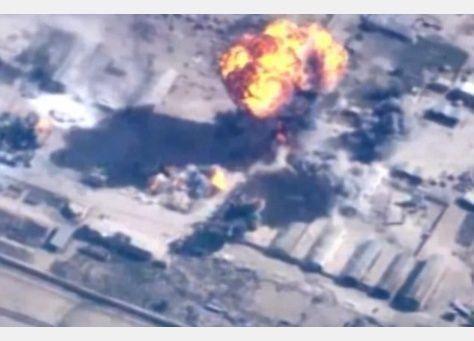 7 آلاف قتيل من داعش سقطوا في ضربات جوية أردنية