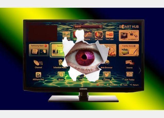 التلفزيون الذكي يسجل أحاديثك ويرسلها للشركات!