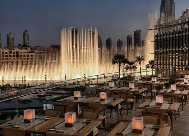 """بالصور: إقامة رومانسية في """"أرماني دبي"""""""