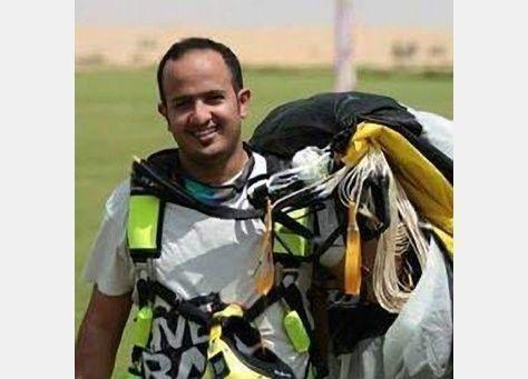 وفاة سعودي في قفزة جوية في سكاي دايف دبي