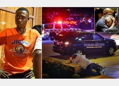 جريمة عنصرية: شاب مسلح يقتل 9 في كنيسة بولاية ساوث كارولاينا الأمريكية