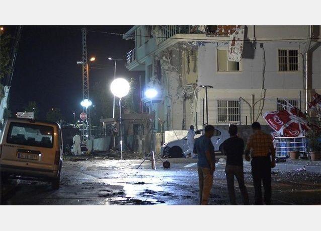 هجوم على القنصلية الأمريكية في اسطنبول