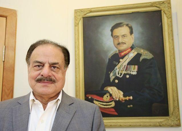 تكريم لرئيس مخابرات باكستان الراحل حميد غول قد يثير غضب الدول المجاورة