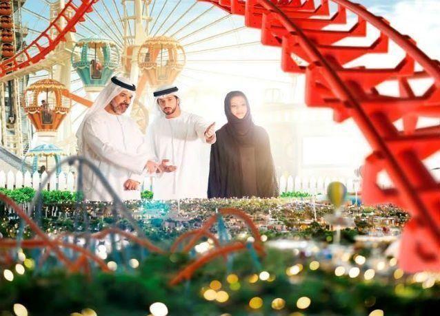 دبي : مدينة ترفيهية توفر أكثر من 1000 فرصة عمل