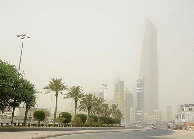 الكويت : إغلاق 3 موانئ بحرية بسبب الأحوال الجوية