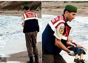 تعقب أهل الطفل السوري الغريق الذي انتشرت صورته في الصحف الأوروبية
