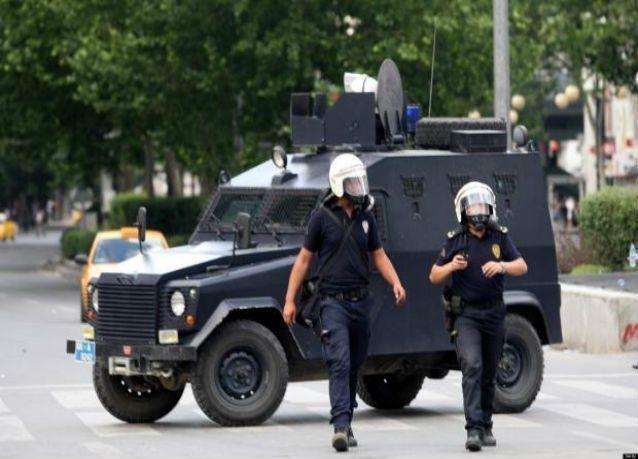مقتل أربعة ضباط شرطة أتراك اليوم