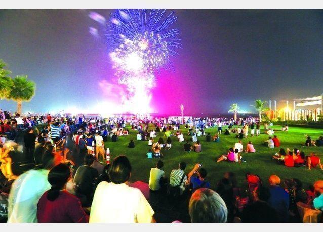 لـ 10 أيام، احتفالات عيد الأضحى في دبي