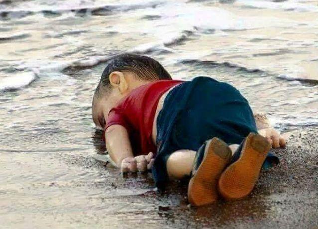 غرق الطفل السوري يحرج كندا