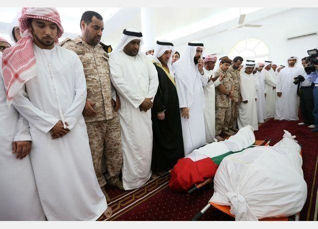 تعازي ملوك ورؤساء وقادة دول عربية وصديقة لدولة الإمارات وأسر الشهداء