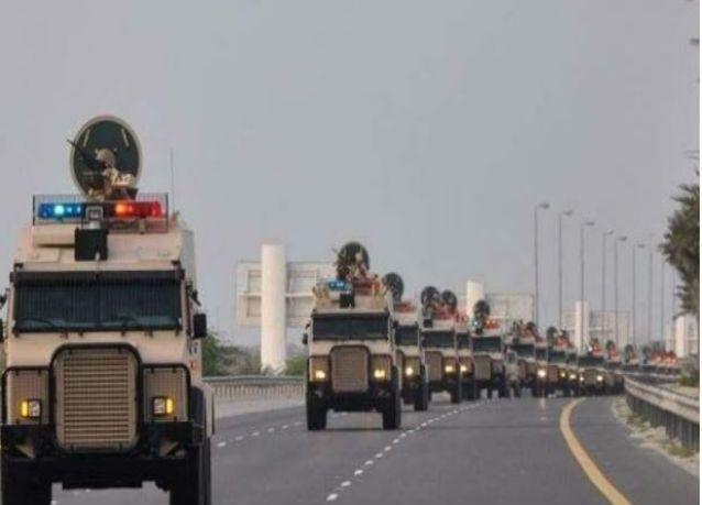 قطر ترسل قوة عسكرية مدججة بالعتاد إلى اليمن لدعم التحالف