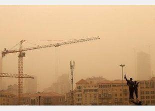 نصائح وزارة الصحة اللبنانية للحماية من أمراض تسببها الجزيئات الخطرة في العاصفة الرملية