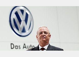 استقالة الرئيس التنفيذي لفولكسفاجن وسط فضيحة انبعاثات الديزل