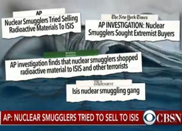 """إحباط 4 محاولات مزعومة لبيع مواد نووية لـ""""داعش"""""""