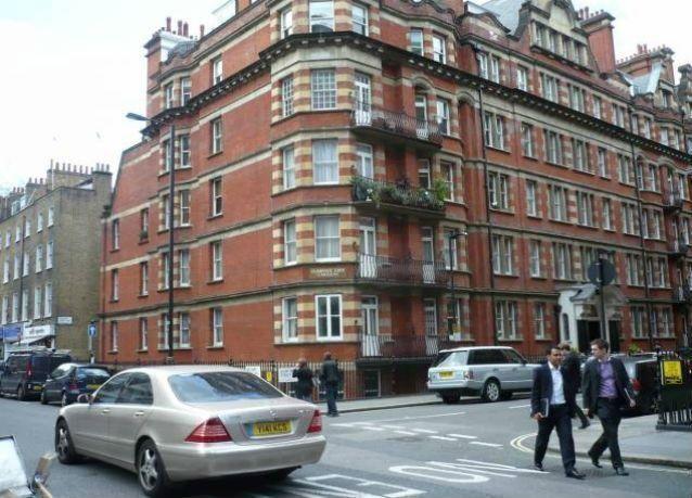 ميديا إنفستمنت ليمتد تستلم 8 ملايين ريال عربون بيع مبنى الشركة في لندن