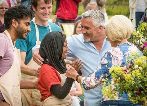كيف أحرزت مسلمة محجبة أعلى مشاهدة لبرنامج تلفزيوني في بريطانيا؟