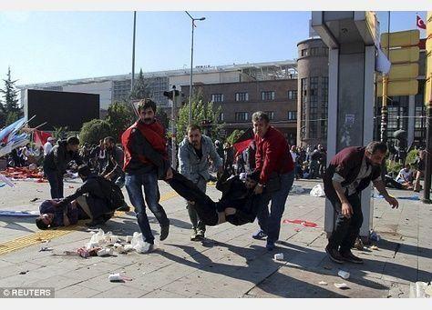حزب تركي موال للأكراد يقول إن هجوم أنقرة استهدفه