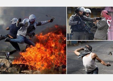 القوات الاسرائيلية تقتل خمسة فلسطينيين مع تصاعد الاحتجاجات التي تؤشر لانتفاضة وشيكة ضد الاحتلال