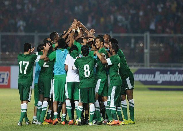 المنتخب السعودي يعلن انسحابه أمام فلسطين وينتظر قرار الفيفا