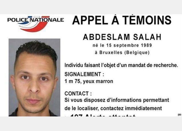 نشر أول صورة لأحد المشتبه بهم بهجمات باريس