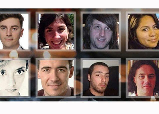 بالصور: ضحايا هجمات باريس