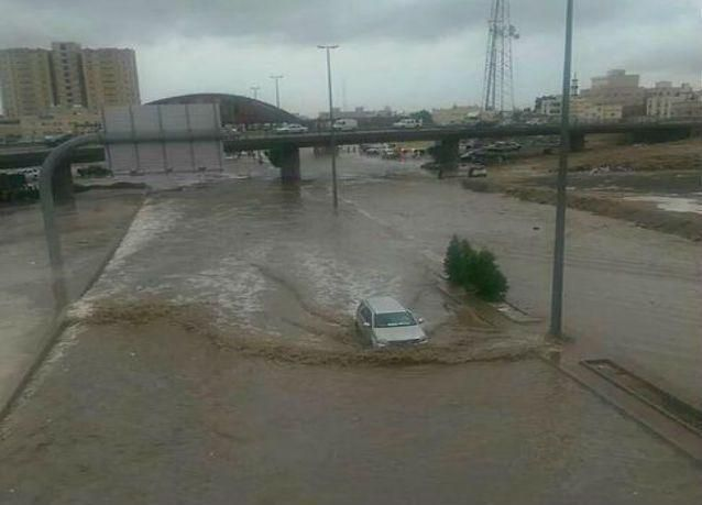 أمانة جدة : مشاريع السيول في عهدة أرامكو منذ 5 أعوام