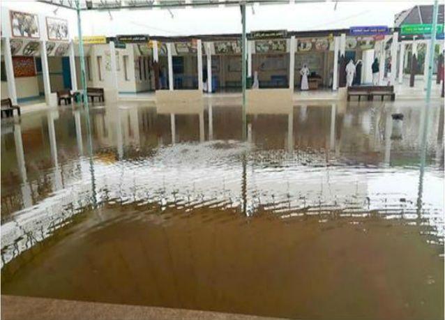 قطر : 10 ملايين ريال حجم أضرار 8 مدارس مستقلة خلال الأمطار الأخيرة