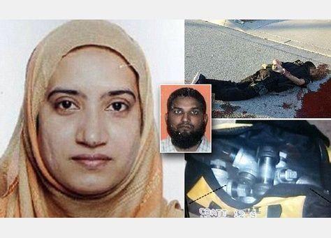 مطلق النار في سان برنادينو كان له اتصال بجبهة النصرة وزوجته بايعت داعش