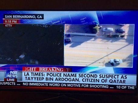 """""""القطري طيب ابن أردوغان"""" الاسم الوهمي الذي جعل الصحافة الأمريكية أضحوكة"""