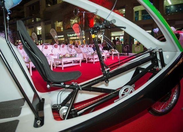 دبي: الدراجات الهوائية الذكية لأول مرة في الشرق الأوسط
