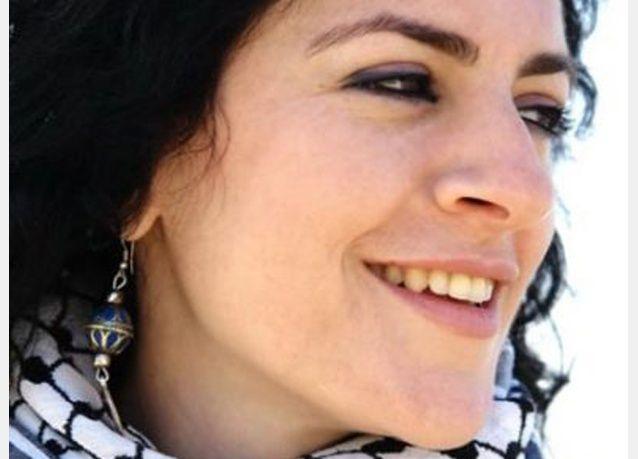 اختفاء صوت الفنانة الفلسطينية ريم بنّا