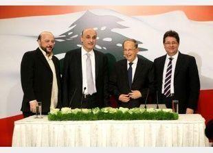 لبنان: سمير جعجع يرشح خصمه التاريخي ميشيل عون لرئاسة لبنان