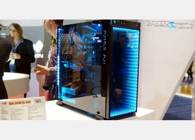 بالصور: تصميم لائق لكمبيوتر المنزل