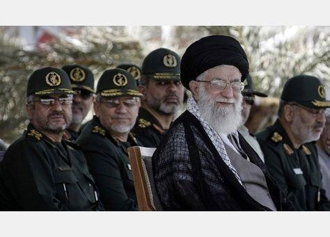 حرس إيران الثوري سيكتسب قوة إقليمية واقتصادية بعد رفع العقوبات