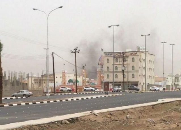 قذيفة حوثية تقتل طفلا سعوديا في نجران