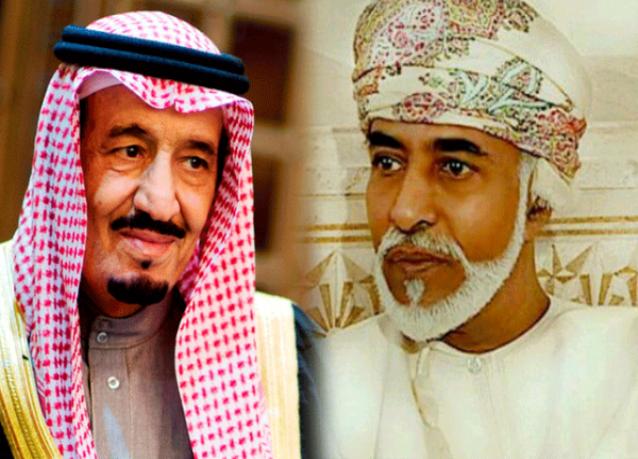 الملك سلمان يدعو السلطان قابوس لحضور افتتاح أكبر مهرجان سعودي