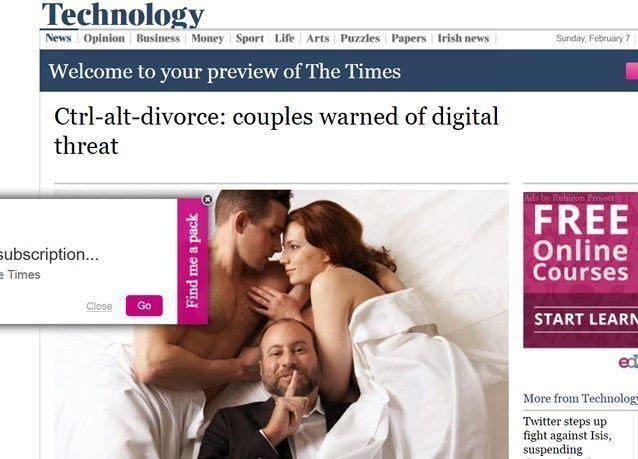 تحذير من تخريب التقنيات الحديثة للعلاقات الزوجية وتسهيل الخيانة