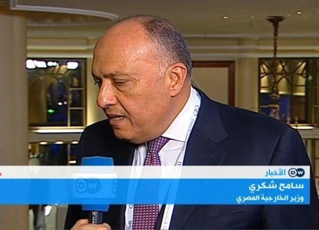 مصر تلمح إلى معارضة تدخل السعودية عسكريا في سوريا