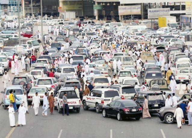 """توجه لحصر """"مبيعات ومكاتب تأجير السيارات"""" للسعوديين فقط دون الوافدين"""