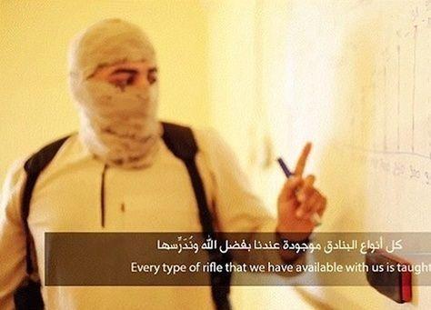 متشددو داعش في تركيا يخططون لشن هجمات