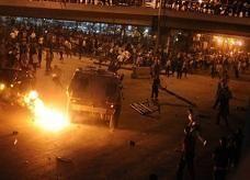 القاهرة: مقتل وإصابة العشرات في موقعة ماسبيرو