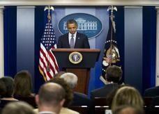 أوباما يعلن الانسحاب الأمريكي من العراق بنهاية العام الجاري