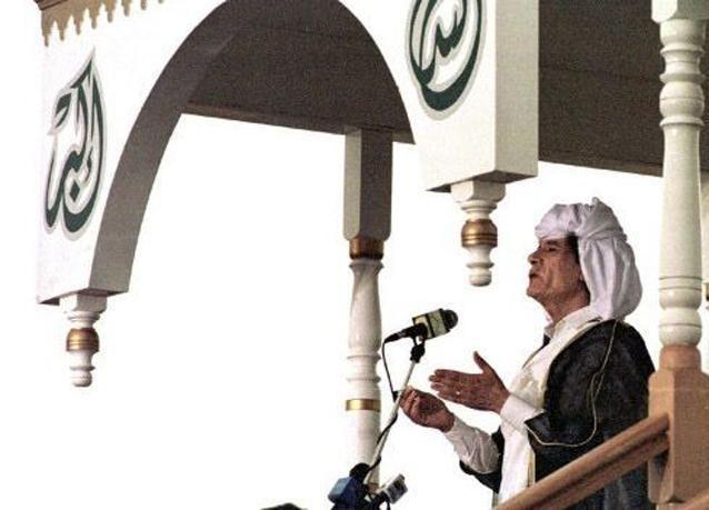 بالصور: شجرة عائلة معمّر القذافي