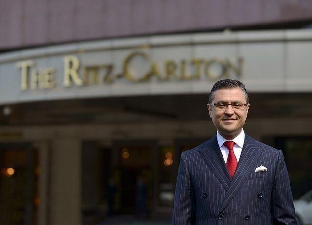 جان جوكتاس مديرا عاما لفندق ريتز كارلتون اسطنبول