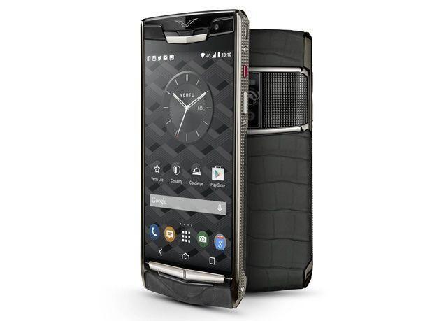 جديد التقنية: هاتف SIGNATURE TOUCH من فيرتو