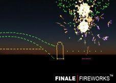 تنافس بين برامج تصميم الألعاب النارية
