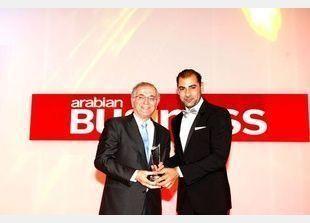 جوائز أريبيان بزنس 2012