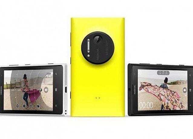 بالصور: هاتف نوكيا لوميا 1020 بأقوى كاميرا للهواتف الذكية