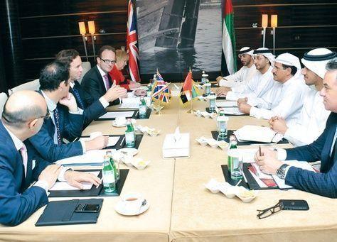 61 مليار درهم تجارة الإمارات مع بريطانيا بنمو 9.3%