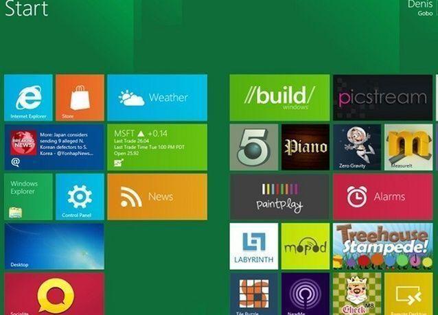 الصين تحظر على الاجهزة الحكومية استخدام نظام التشغيل ويندوز 8